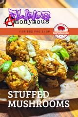 Northwoods Stuffed Mushrooms