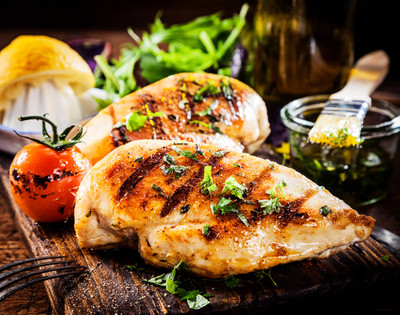 The Secret to Moist Grilled Chicken