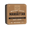 Scottish Fine Soaps Manhattan Soap Tin - 100g