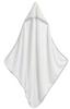 Storksak Hooded Towel and Wash Cloth Set Raindot Print