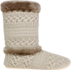 Ruby + Ed Oatmeal Knit Boot