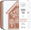 Scottish Fine Soaps Gingerbread Cookie Soap Tin - 100g