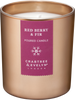 Crabtree & Evelyn Red Berry & Fir Christmas Candle - Large - 200g