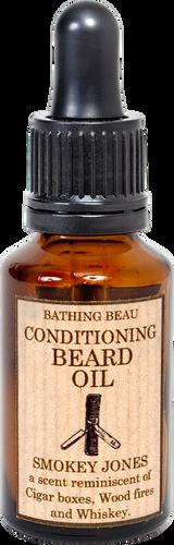 Bathing Beauty Smokey Jones Conditioning Beard Oil - 25ml