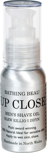 Bathing Beauty Up Close Mens Shave Oil