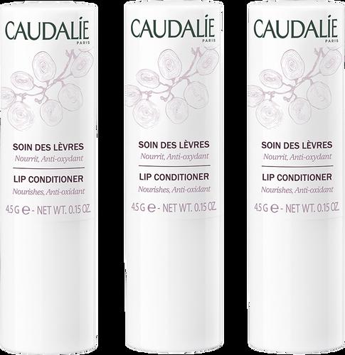 Caudalie Lip Conditioner Trio
