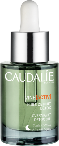 Caudalie Vine Activ Overnight Detox Oil - 30ml