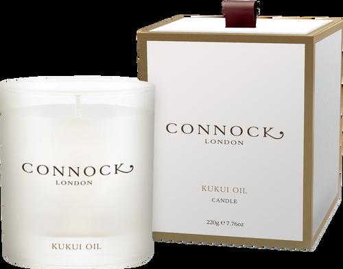 Connock London Kukui Oil Candle