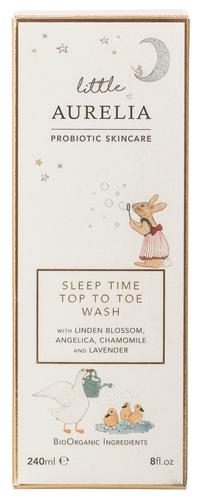 Aurelia Sleep Time Top To Toe Wash