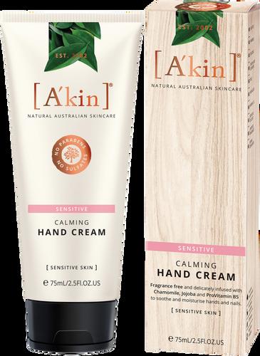 A'kin Calming Hand Cream