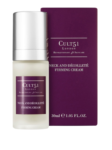CULT51 Neck And Decollatage Firming Cream