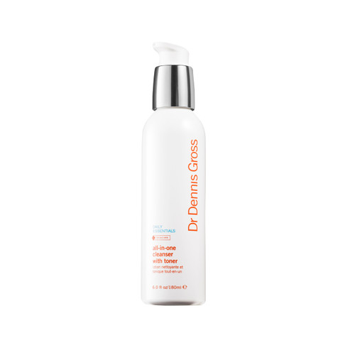 Dr Dennis Gross All-In-One Facial Cleanser with Toner - 200ml