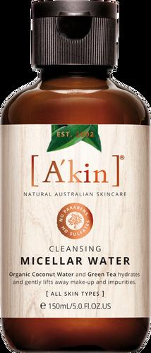 A'kin Cleansing Micellar Water - 150ml