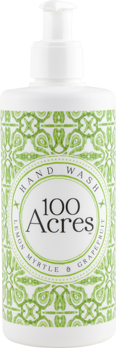100 Acres Lemon Myrtle & Grapefruit Hand Wash