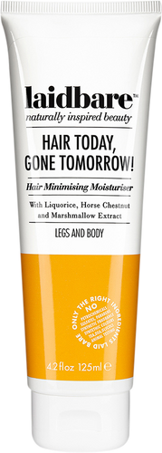 Laidbare Hair Today, Gone Tomorrow! Hair Minimising Moisturiser - 125ml