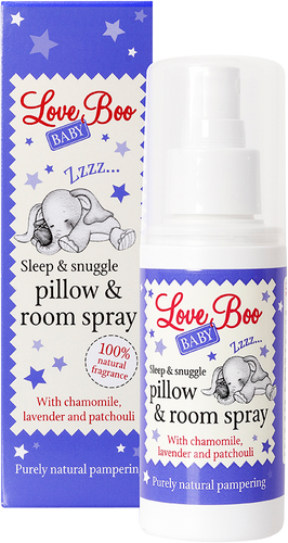 Love Boo Sleep & Snuggle Pillow & Room Spray - 100ml