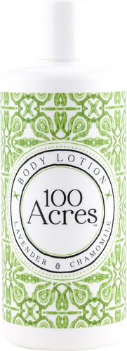100 Acres Lavender & Camomile Body Lotion