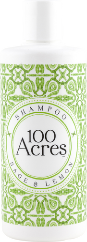 100 Acres Sage & Lemon Shampoo