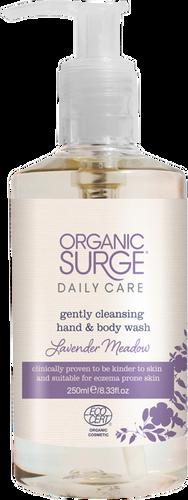 Organic Surge Lavender Meadow Hand & Body Wash - 250ml
