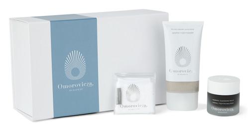Omorovicza Cleansing Kit Exclusive to Bath & Unwind