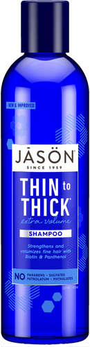 Jason Thin To Thick Extra Volume Shampoo