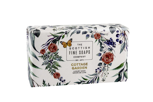 Scottish Fine Soaps Cottage Garden Soap
