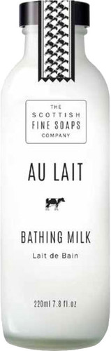 Scottish Fine Soaps Au Lait Moisturising Bathing Milk