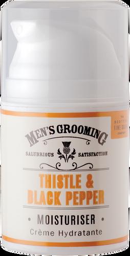Scottish Fine Soaps Men's Grooming Moisturiser - 50ml