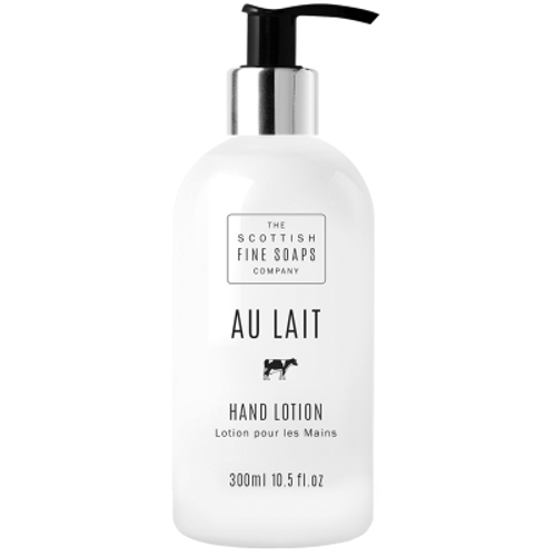 Scottish Fine Soaps Au Lait Hand Lotion