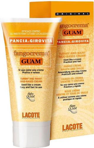 Guam FangoCrema Tummy & Waist Active Mud Cream
