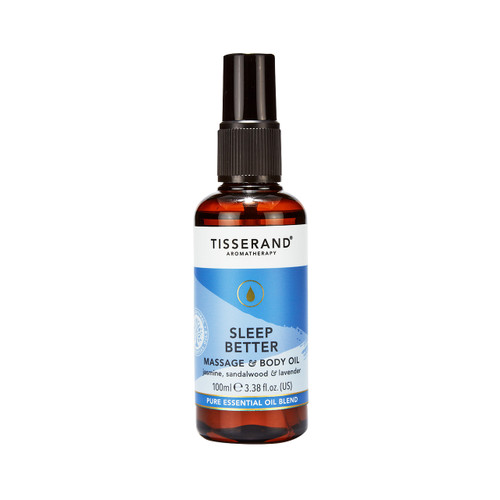 Tisserand Aromatherapy Sleep Better Massage & Body Oil - 100ml