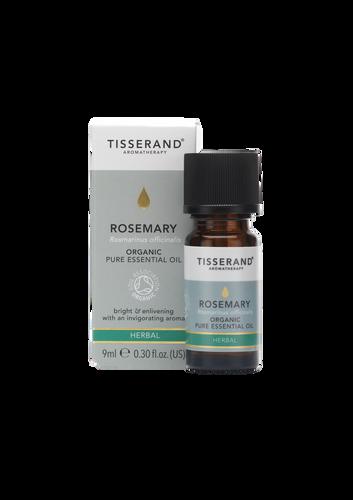 Tisserand Aromatherapy Organic Rosemary Essential Oil