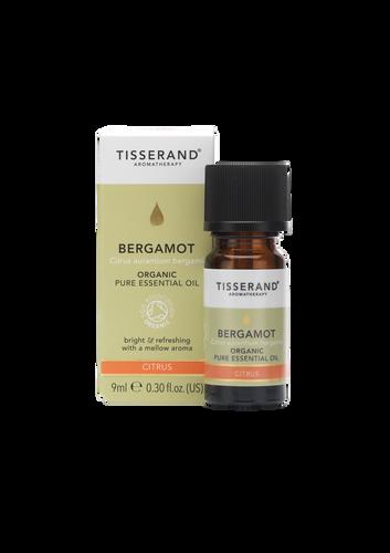 Tisserand Aromatherapy Bergamot Organic Essential Oil