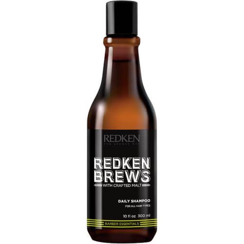 Redken Brews Daily Shampoo - 300ml