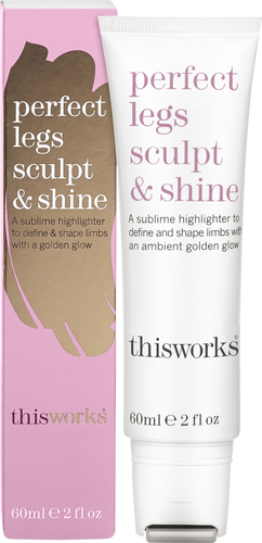 This Works Perfect Legs Sculpt & Shine - 60ml