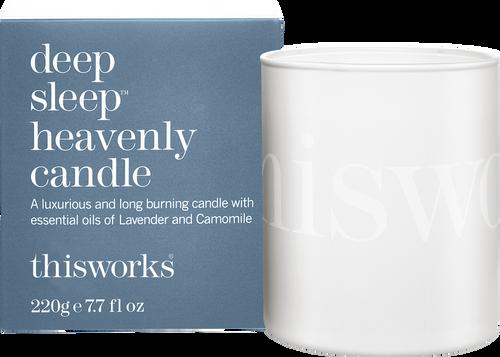 This Works Deep Sleep Heavenly Candle - 220g
