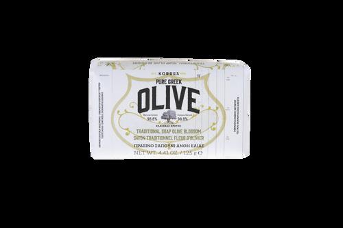 Korres Pure Greek Olive Olive Blossom Soap