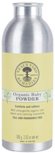 Neal's Yard Remedies Organic Baby Powder