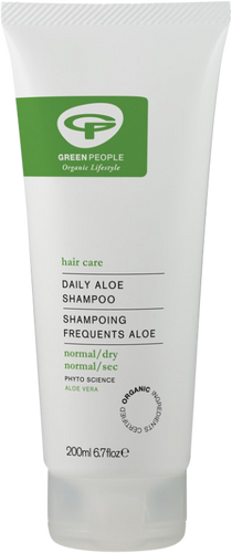 Green People Daily Aloe Shampoo - 200ml