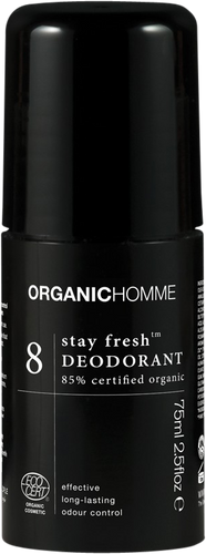 Green People Organic Homme 8 Stay Fresh Deodorant - 75ml