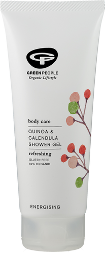 Green People Quinoa & Calendula Shower Gel