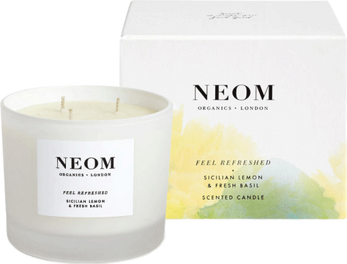 Neom Scented Candle - Feel Refreshed - Luxury
