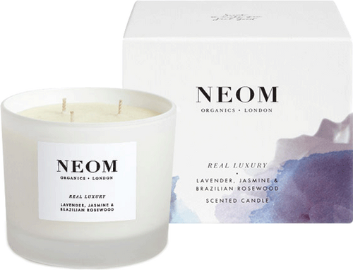 Neom Scented Candle - Real Luxury - Luxury