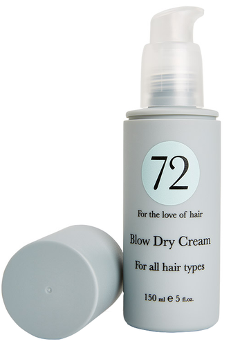 72 Hair Blow Dry Cream