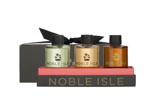 Noble Isle Bath & Shower Trio - 3 x 75ml