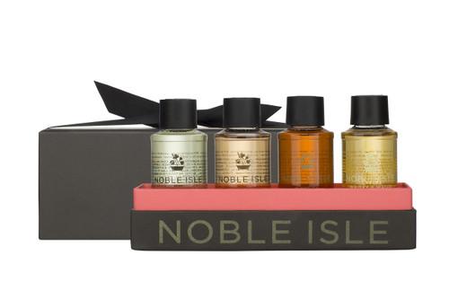 Noble Isle Fragrance Sampler - 4 x 30ml