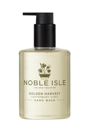 Noble Isle Golden Harvest Hand Wash