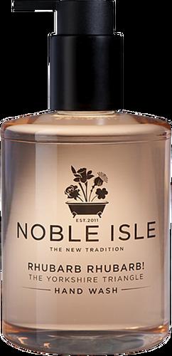 Noble Isle Rhubarb Rhubarb! Hand Wash - 250ml