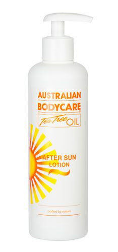 Australian Bodycare Tea Tree Oil After Sun Lotion - 250ml