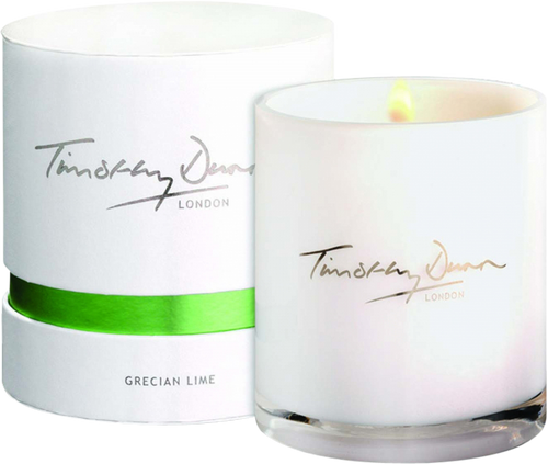 Timothy Dunn Grecian Lime Candle - Luxury 345g